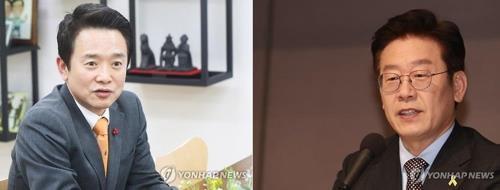 남경필, '청년연금=포퓰리즘' 비판 이재명에 재차 사과 요구