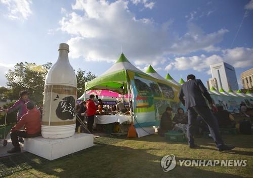 포천시, 30일부터 사흘간 대진대 앞에서 농산물 축제