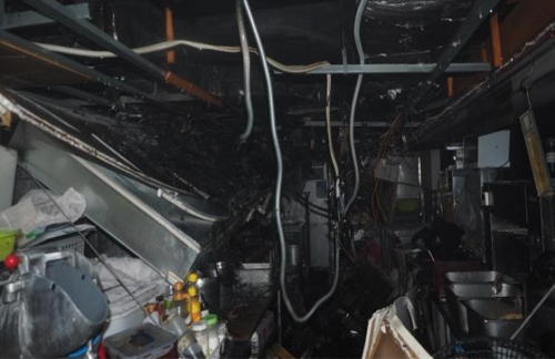 대구 지하상가서 화재…발 빠른 대처로 큰 피해 막아