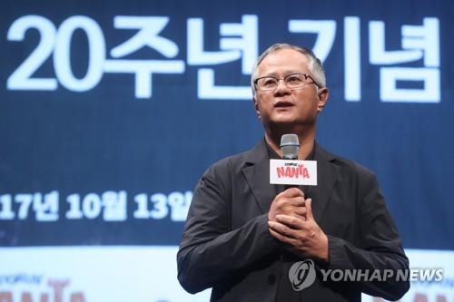"""송승환 """"스무살 '난타' 성장통 겪는 중…새 시장 찾을 것"""""""