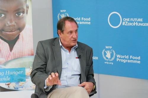 """""""한국의 콩 재배 지원 사업, 아프간 기아 퇴치에 큰 힘"""""""