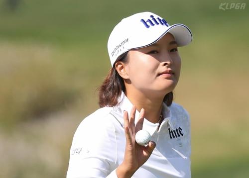 LPGA 첫 우승 고진영 '샷만큼 견고한 정신력'