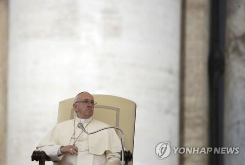 """프란치스코 교황 """"소말리아 폭탄테러, 특히 개탄스러워"""""""