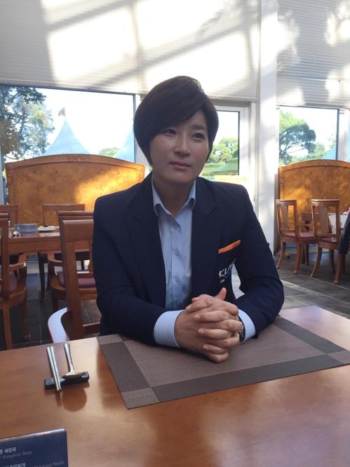 """박세리 """"한국인 신인상 10명이나 더 나올지 상상도 못했죠"""""""