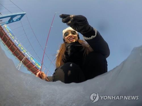 화천산천어축제, 외국인 자유여행가 유치 총력전