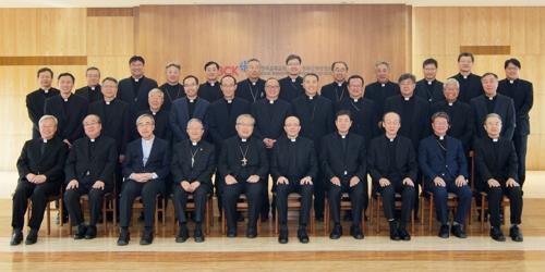 한국천주교 주교회의 의장에 김희중 대주교 연임