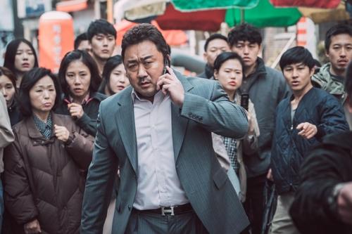 [주말극장가]'범죄도시' 흥행질주…12일째 1위