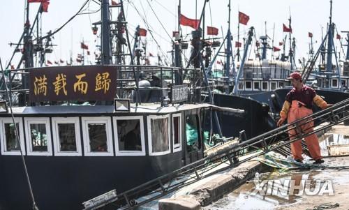 北 외화벌이 창구 된 中랴오닝성…수산물 수입 작년比 44% 증가