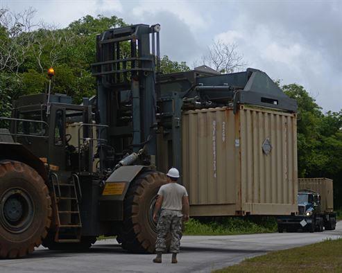 美, '北 도발' 한창이던 올 여름 괌에 탄약 비축 확충