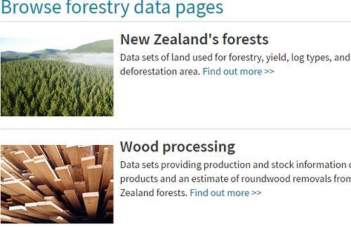 뉴질랜드, 10년간 나무 10억 그루 심는다
