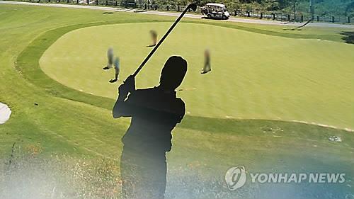 그린에 있다 날아온 공에 맞았다면…골프장·가해자 책임 100%