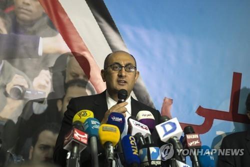 이집트 인권변호사, 내년 대선출마 선언…엘시시 대항마 될까
