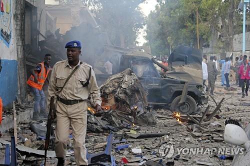 아프리카연합, 소말리아서 평화유지군 병력 1천명 철수