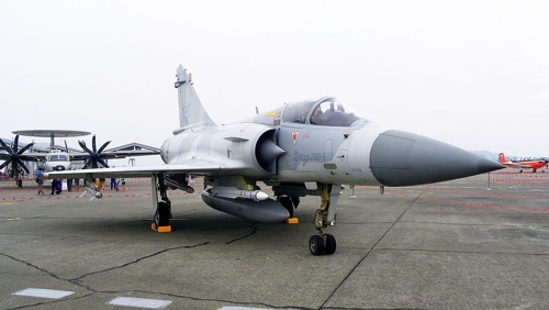 대만 공군 미라주 전투기 실종 사흘째에도 행방 묘연