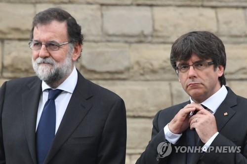 """카탈루냐 전 수반 """"독립 외에 다른 해법도 가능"""""""