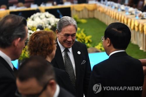 """뉴질랜드, 서방 대북창구 되나…""""외교장관, 북한 방문 가능성"""""""