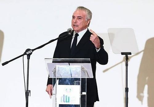 연립정권 균열 위기 브라질 테메르 대대적 개각 단행할 듯