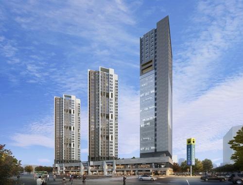 한화건설 '영등포뉴타운 꿈에그린' 아파트 100% 계약완료