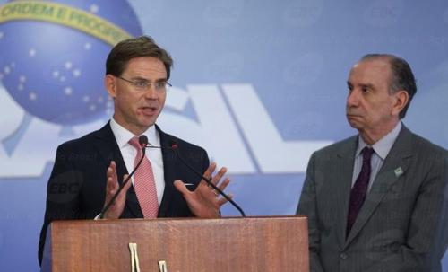 "EU 집행위 부위원장 ""EU-메르코수르 자유무역협상 타결 접근"""
