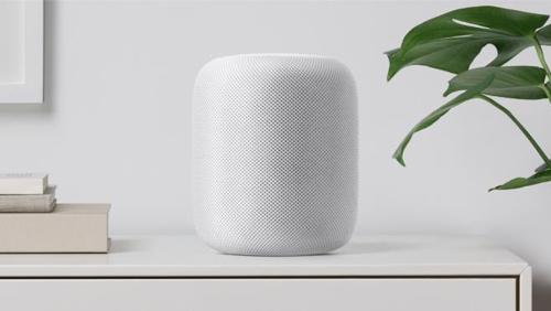 애플, 첫 AI 스피커 '홈팟' 출시 내년 초로 연기