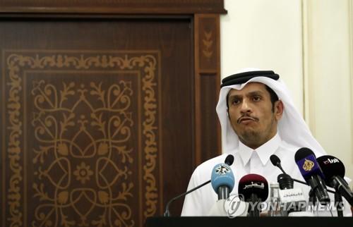 """카타르, 사우디 겨냥 """"무책임하고 무모한 리더십"""" 비판"""