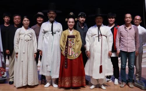 '판소리 심청' 일본 관객과 만난다…극단 예촌 도쿄 공연