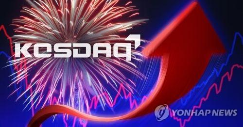 '불붙은' 코스닥, 개미 복귀로 거래·빚투자 '폭발'(종합)