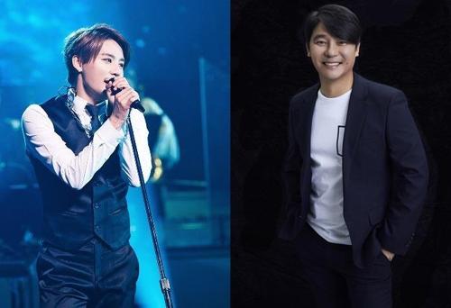 """""""우리 목소리 잘 어울려""""…김준수·임창정, 12월 듀엣곡"""