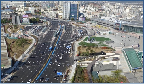 동대구역 광장 '대구 얼굴'로 재탄생…2만6천㎡에 3개 테마공간