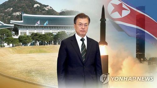 """靑, 北테러지원국 재지정에 """"북핵 평화적 해결에 도움될 것"""""""