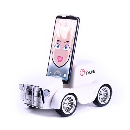 스마트폰 꽂아 쓰는 어린이용 AI 로봇 '타이키'