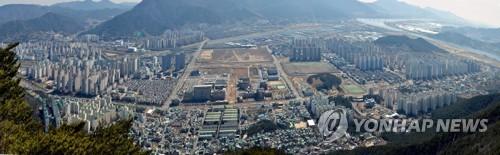양산시 당초 예산 1조 시대 열어…내년 1조179억 편성
