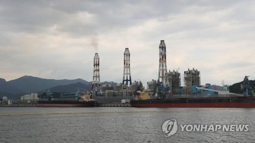 39년 전 바다매립지 관할놓고 사천·고성 땅싸움…헌재 공개변론