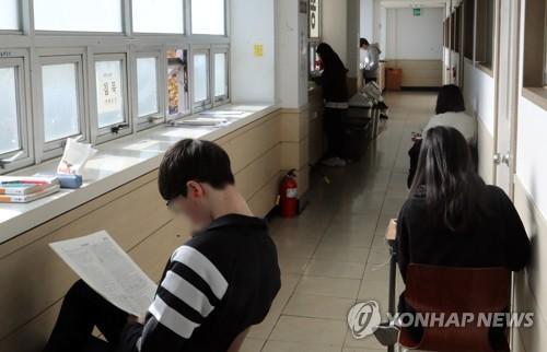 수능 D-2…여진 우려에 속 타는 수험생·학부모·교사