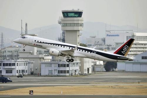 日 첫 제트여객기 MRJ 개발사업 난항…수주 취소 위기