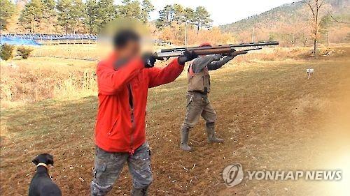 """""""AI 확산 막자"""" 완주군 수렵장 운영 일시 중단"""