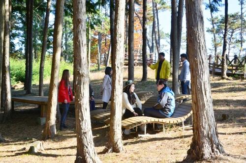 순창 건강장수연구소 신개념 휴양관광지로 인기