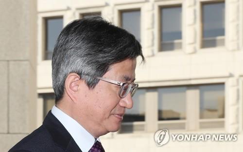 김명수 대법원, 내년부터 '고등법원 부장판사' 승진 폐지(1보)
