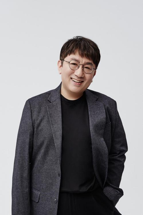 """방시혁 """"K팝 고유가치 지킬 것…방탄, 해프닝 아닌 모델 되길""""(종합)"""