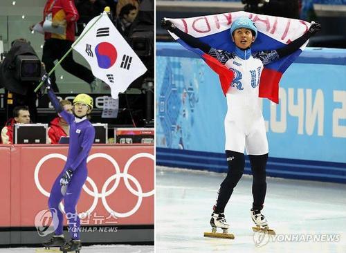 네 번의 올림픽·세 개의 국기…빅토르 안의 국경 없는 도전