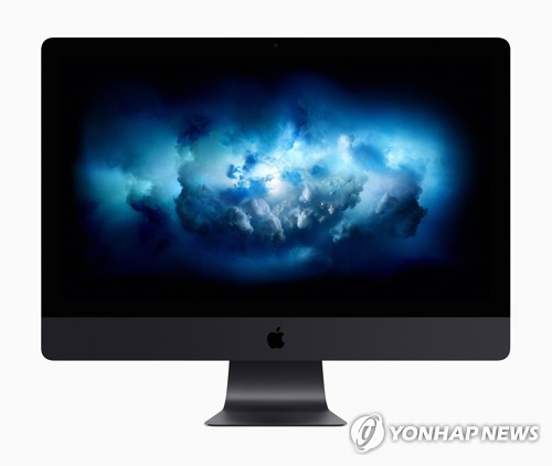 애플, 전문가용 고성능 아이맥 프로 출시…가격 540만 원