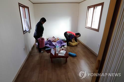 포항 흥해읍에 지진 이재민 50가구 살 이주단지 만든다