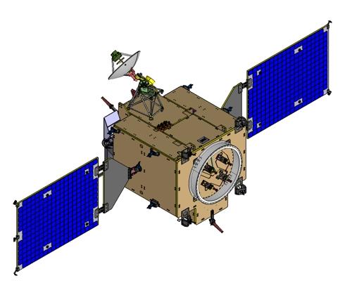 한국 시험용 달 궤도선 미국 '스페이스엑스'서 쏜다