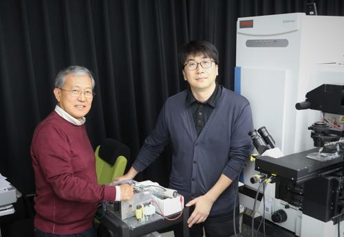 생체조직 세포 질량 고해상도 이미징 기술 개발
