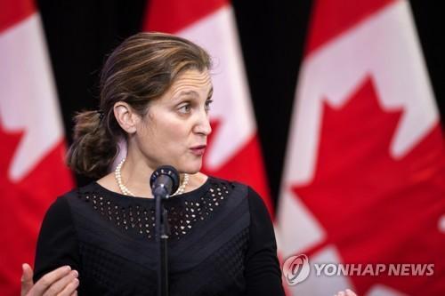 """캐나다 """"나프타 재협상 미국 요구는 극단적"""" 강공 태세"""