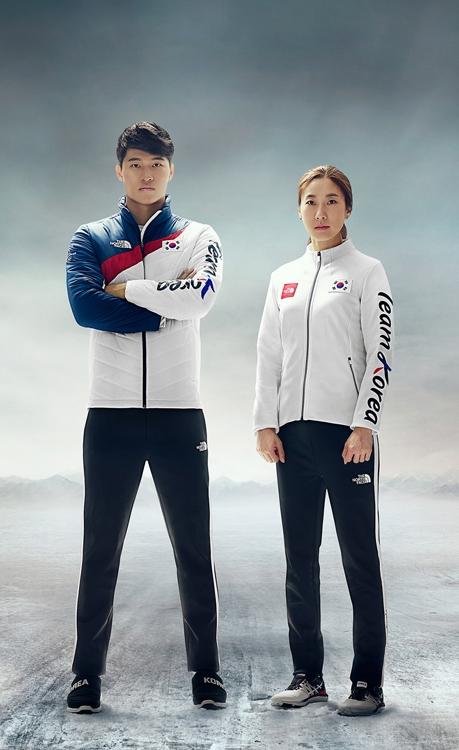 노스페이스, 평창올림픽 국가대표 단복 리미티드 에디션 출시