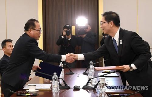 남북, '평창'까진 한달음…'평창 이후' 어디까지 갈까