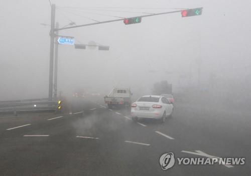 전북 대체로 맑고 가끔 구름…곳에 따라 짙은 안개