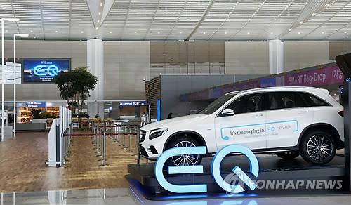 벤츠 전기차 브랜드 EQ, 현대차 EQ900과 어떤 관계?