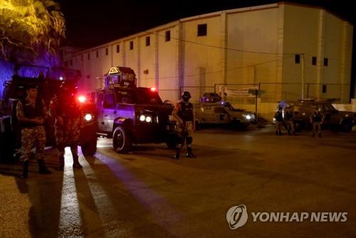 요르단 주재 이스라엘대사관 재개…총격사건 후 6개월만